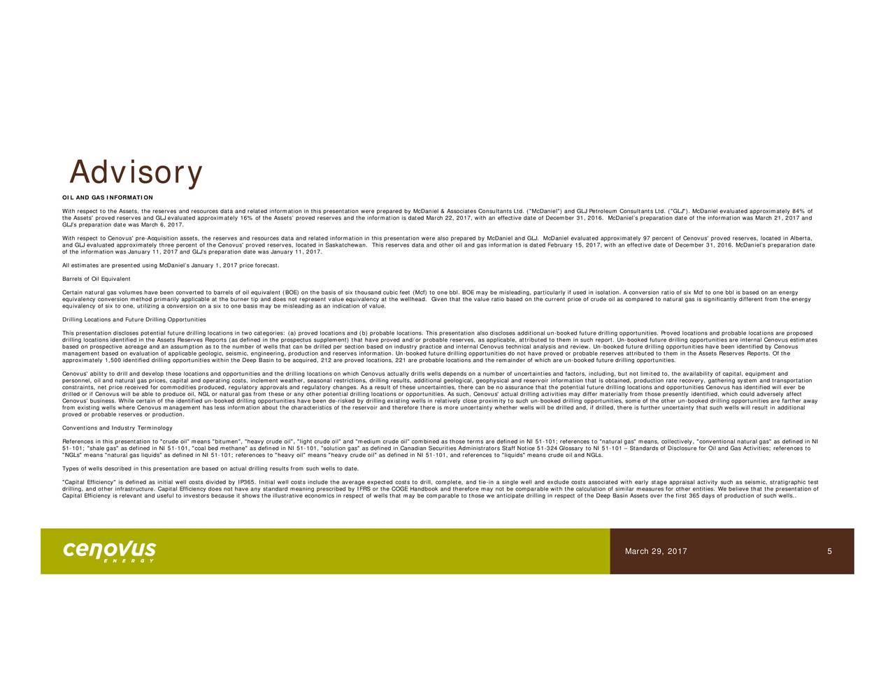 Natural Gas Co Conversion Factors