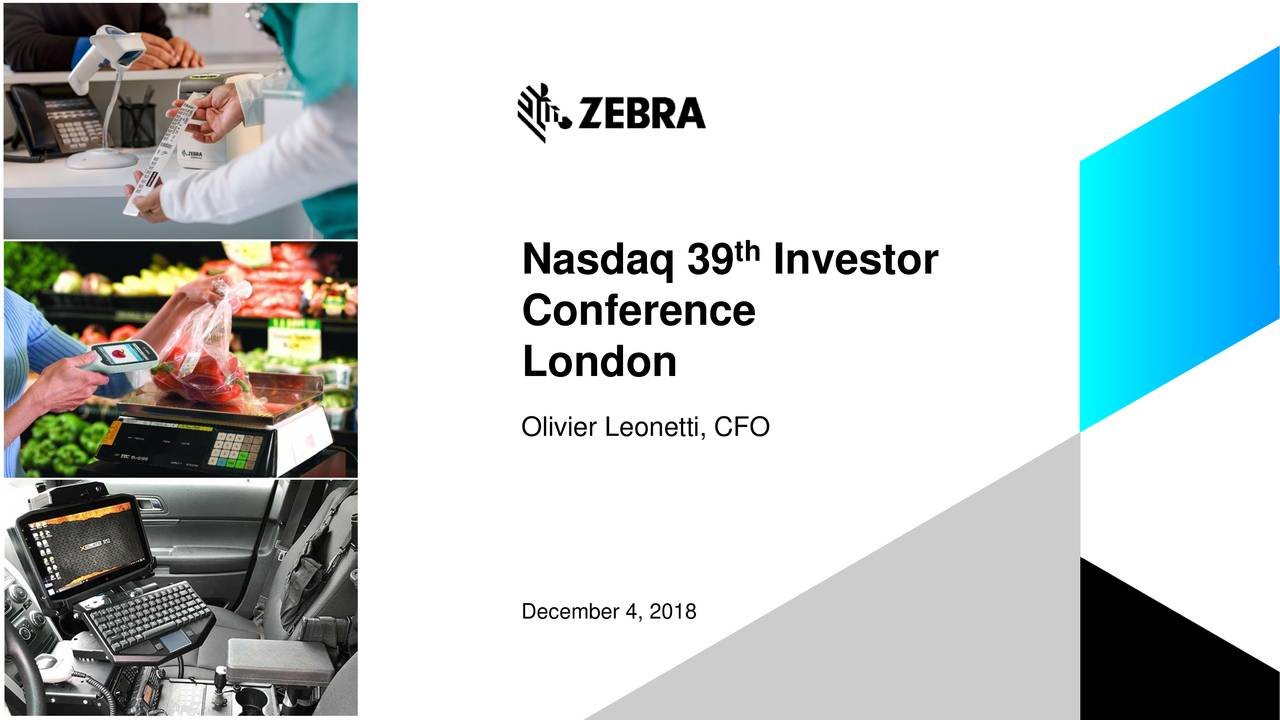 Zebra Technologies (ZBRA) Presents At Nasdaq Investor Conference