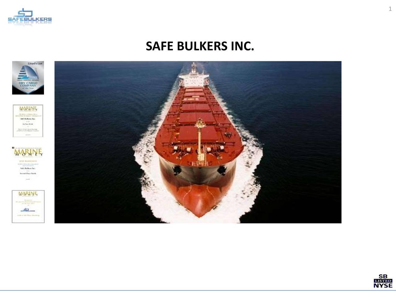 SAFE BULKERS INC.