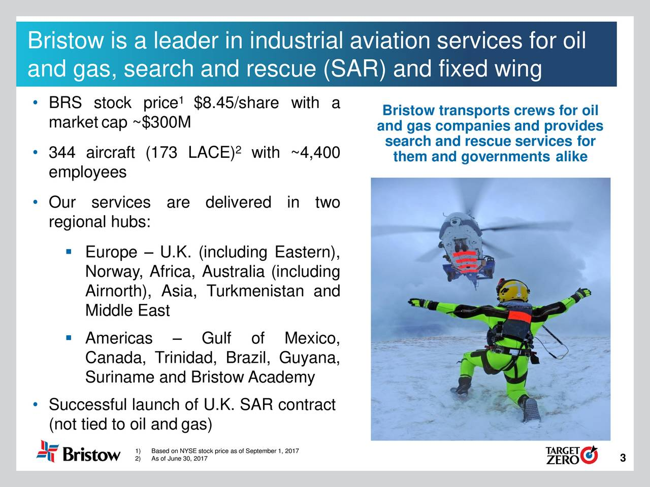 Bristow Group Brs Presents At Barclays Ceo Energy Power