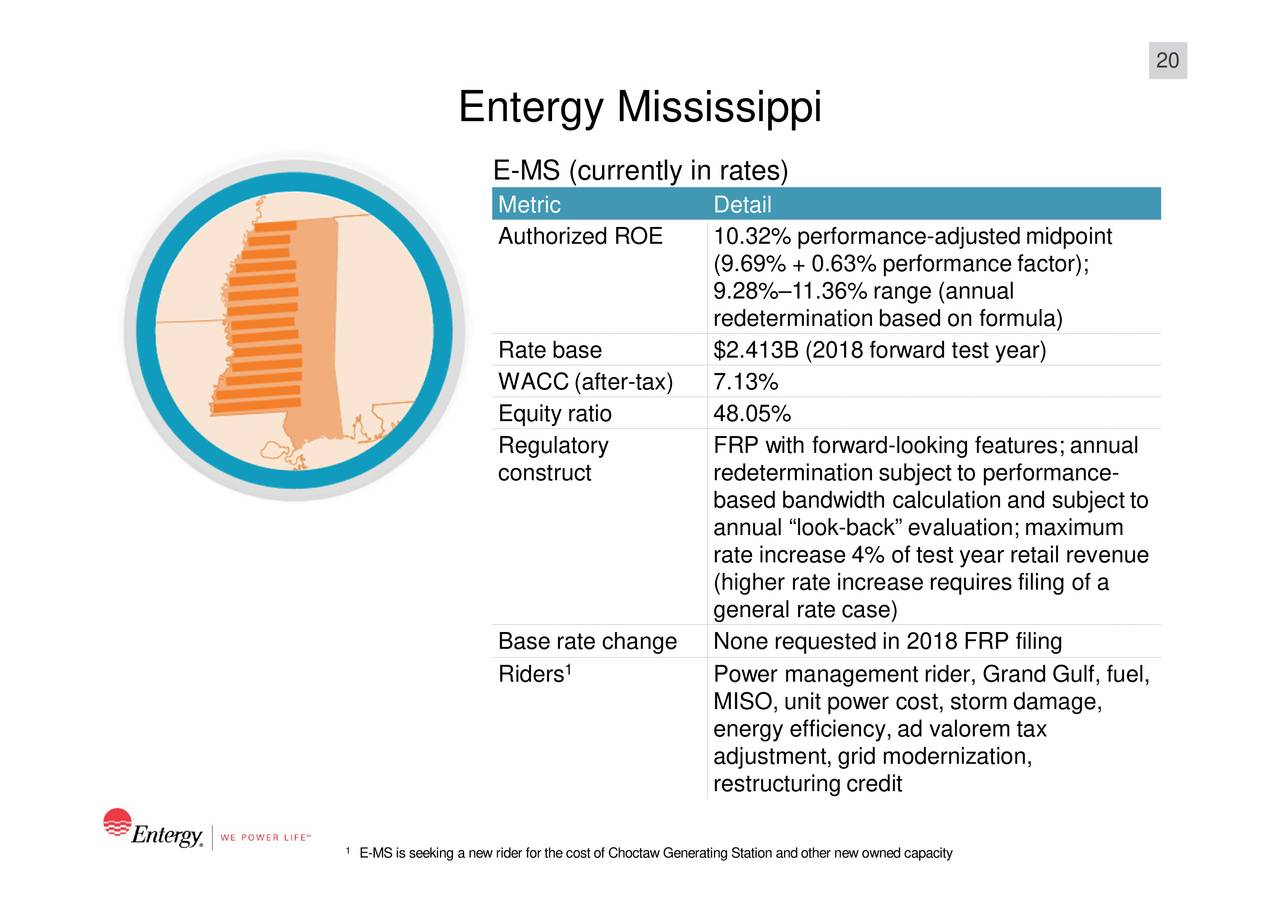 Entergy Corporation 2018 Q4 - Results - Earnings Call Slides