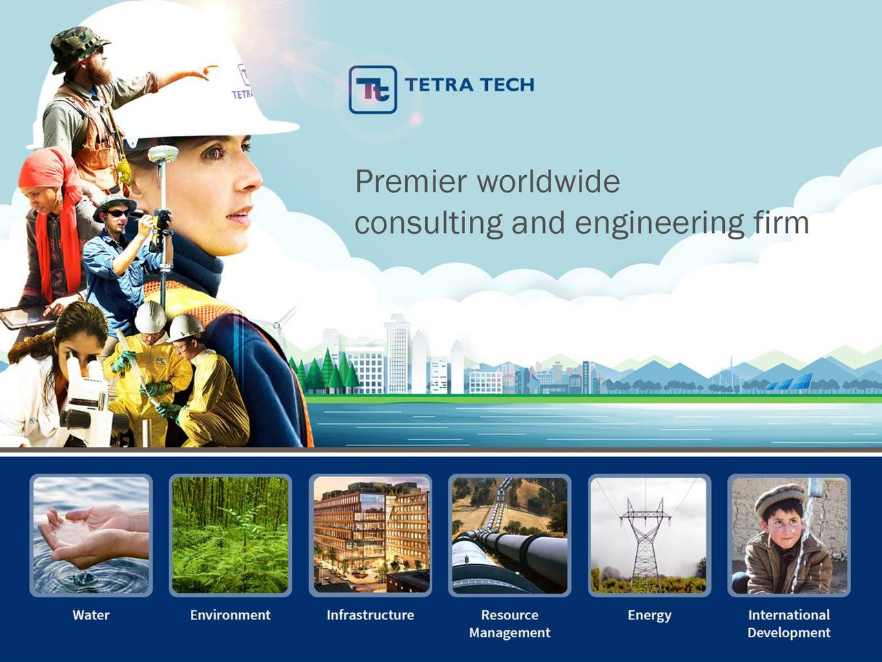 Tetra Tech (TTEK) Presents At 30th Annual ROTH Conference ...