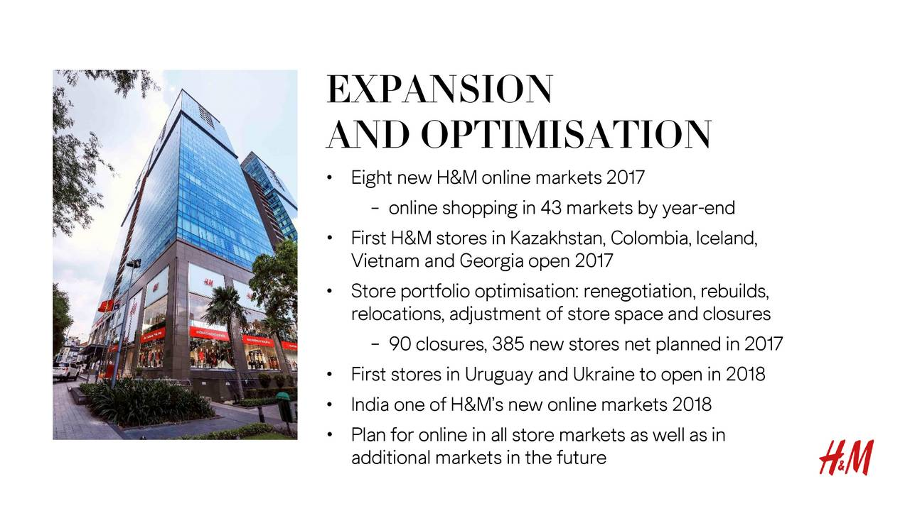 company profile of hennes mauritz marketing essay History of h&m  h&m (hennes & mauritz) is a global clothing company which is a popular chain clothes shop which is selling different style clothes and accessories for women, men, teens and child in the uk.