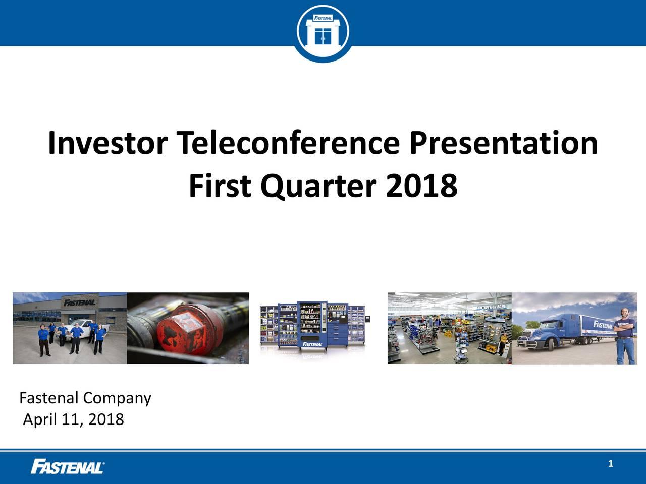 Investor T   eleconference Presentation