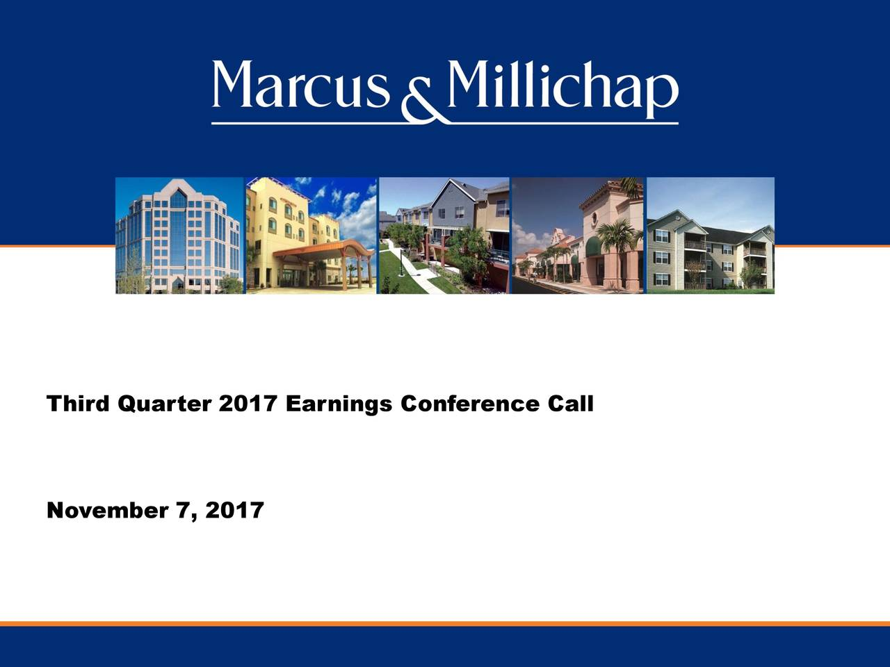 Marcus and millichap ipo date