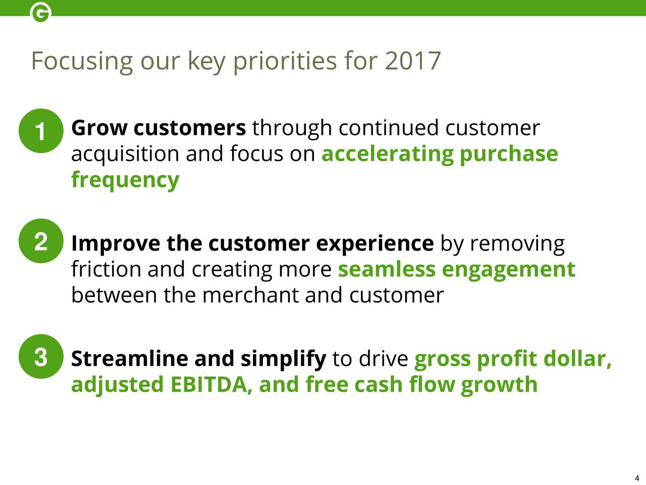 Groupon inc 2017 q1 results earnings call slides groupon groupon inc 2017 q1 results earnings call slides buycottarizona Image collections