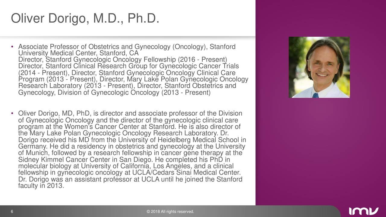 Immunovaccine (IMMVF) Investor Presentation - Slideshow - Immunovia
