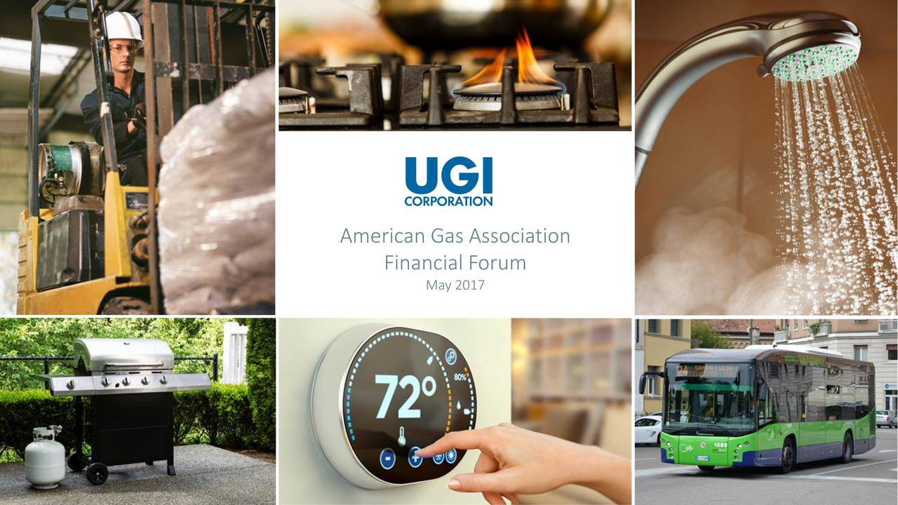 UGI (UGI) Presents At American Gas Association Financial