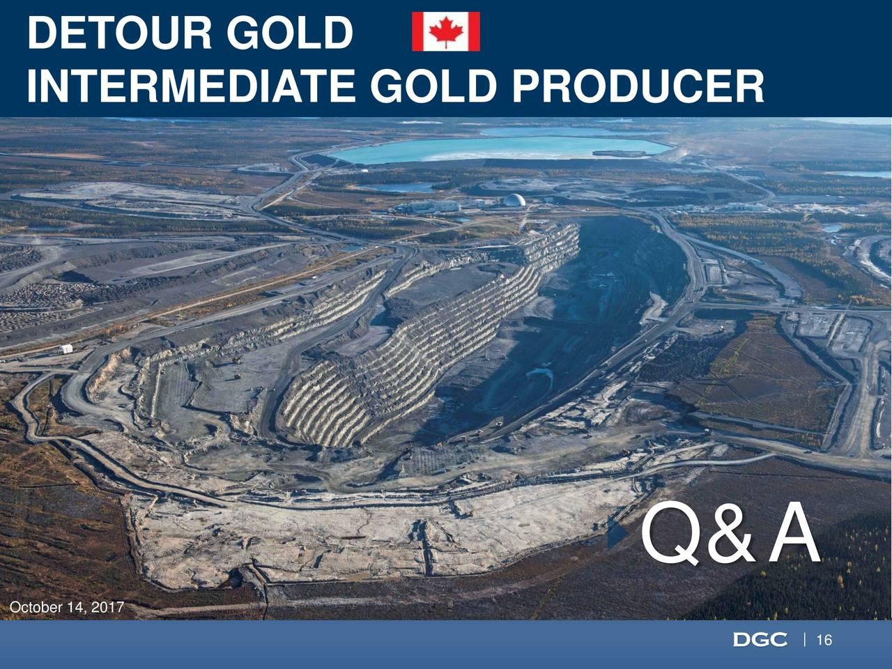 detour gold aktie