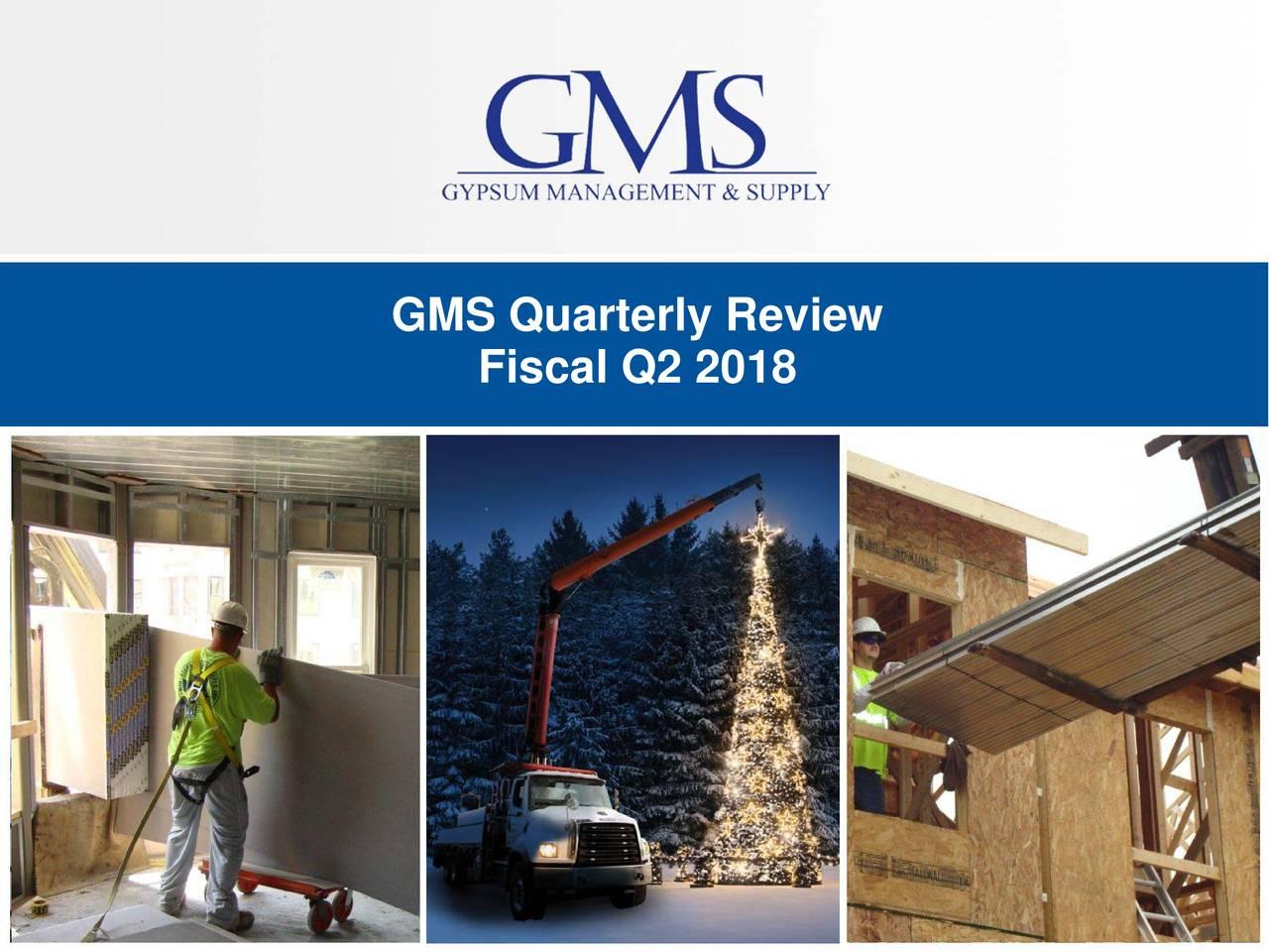 GMS Quarterly Review
