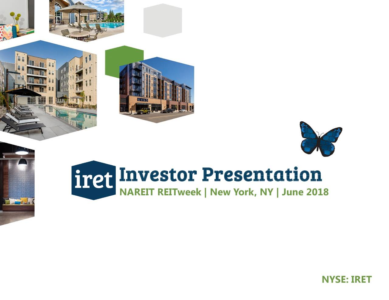 Investors Real Estate Trust (IRET) Presents At NAREIT REITweek